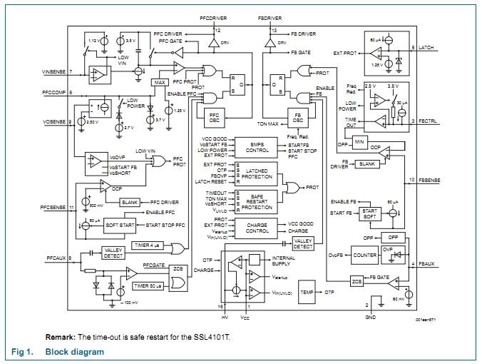 ssl100sn电路图